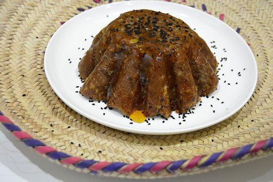 Fattah Dates Bread with Dates