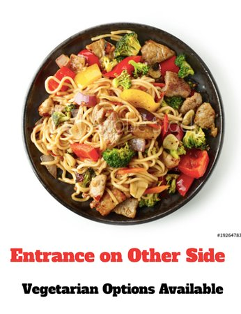 Springfield, Oregon: Lee's Mongolian Grill, Delicious Food in an endless variety of ways.