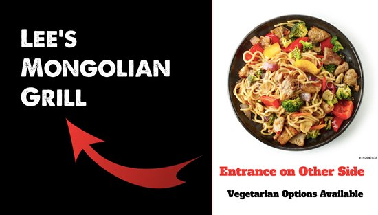 Springfield, Oregon: We aim for healthy and also offer many vegetarian options.