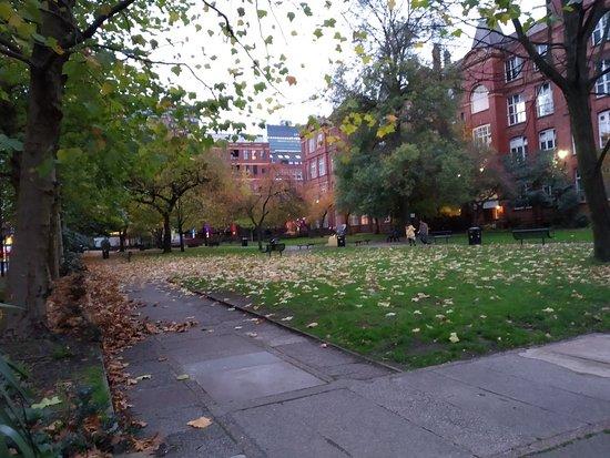 Sackville Gardens - Canal Street