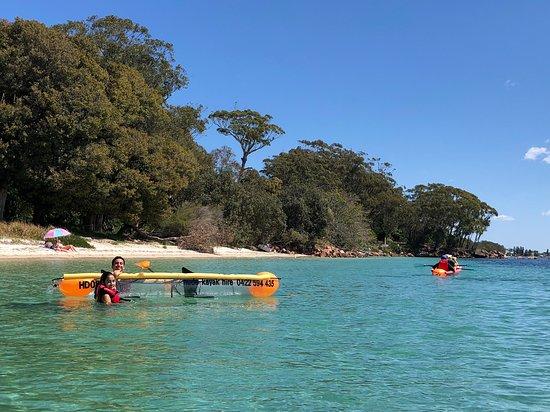 Nude Kayaks