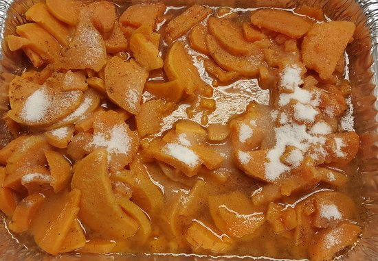 M&M Meals for the Soul: Candied Yams!