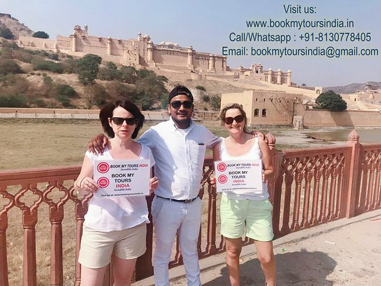 Book My Tours India