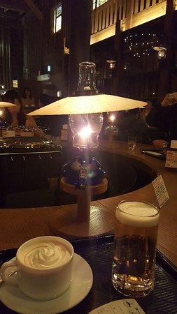Фотография Kitaichi Glass Sangokan Cafe Bar Kyubankura