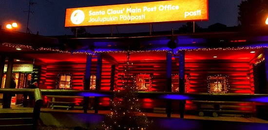 ‪Santa Claus' Main Post Office‬