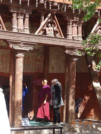 Alchi Monastary Bild