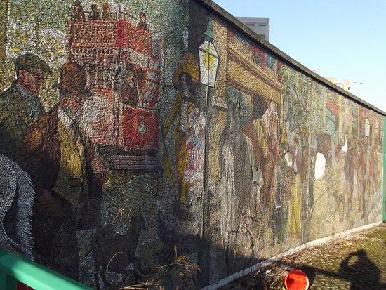 Horsefair Mural