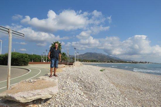 La platja del Marjal