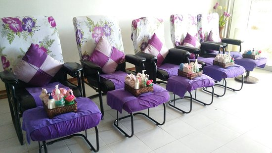 Nong Thale, Thaïlande : Orchid Massage 1