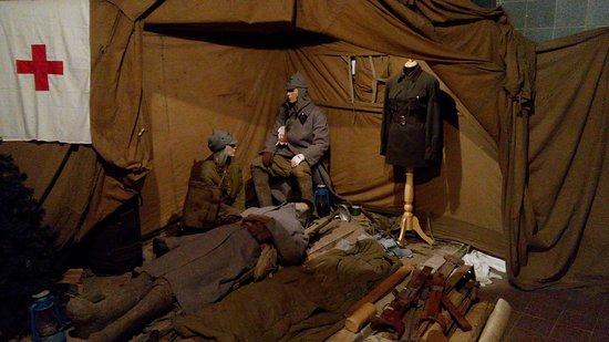 музей зимней войны...