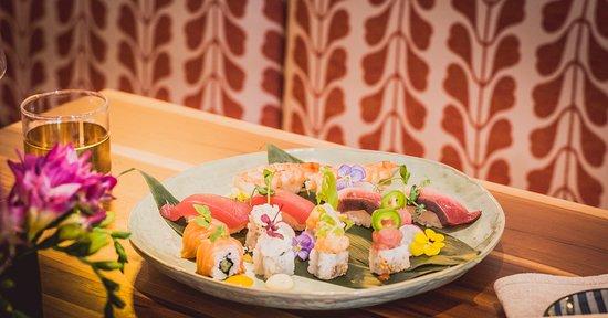 MIZU SUSHI Bar Food