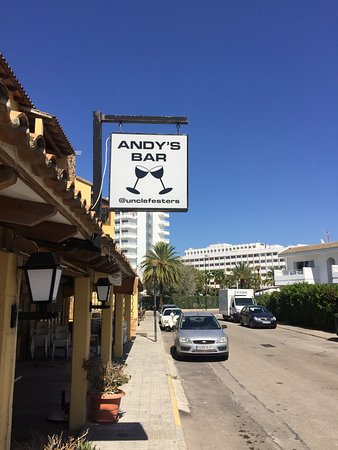 Andy's Bar @Unclefesters