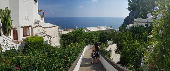The only place to stay in Positano!