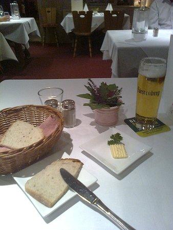 Schoenau im Schwarzwald, Tyskland: Amuse-bouche
