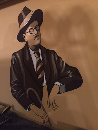 Mainz, Alemania: James Joyce