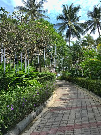 Walk to the Grand Deluxe Bungalo