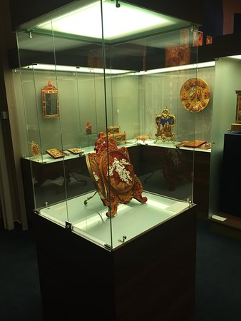 Amber Museum of A. Krylov