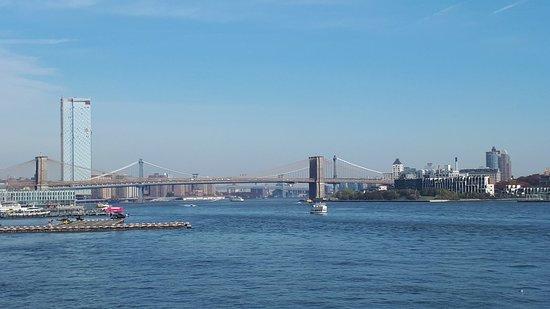 New York City, first visit.