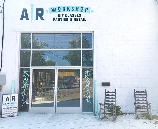 AR Workshop Nashville