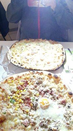 Pizza gargantuesque