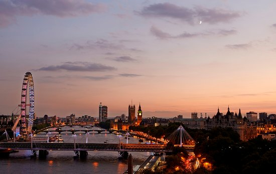 The Savoy: The only London luxury hotel on the River Thames.