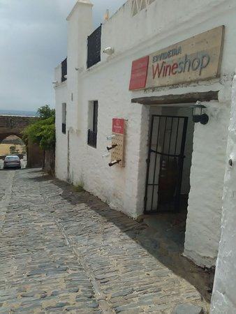 Ervideira Wine Shop