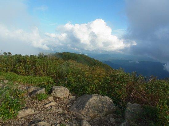 Ono, Nhật Bản: 荒島岳山頂からの展望