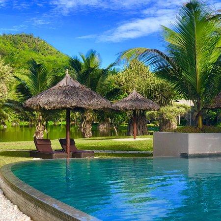 Pool - Kempinski Seychelles Resort Photo