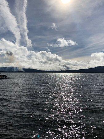 Bilde fra Diamond Lake