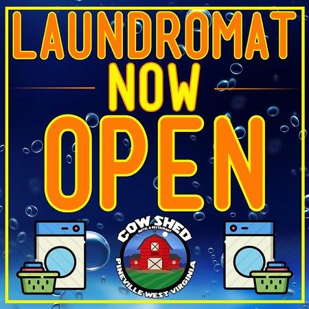 Pineville, WV: Laundromat Now Open