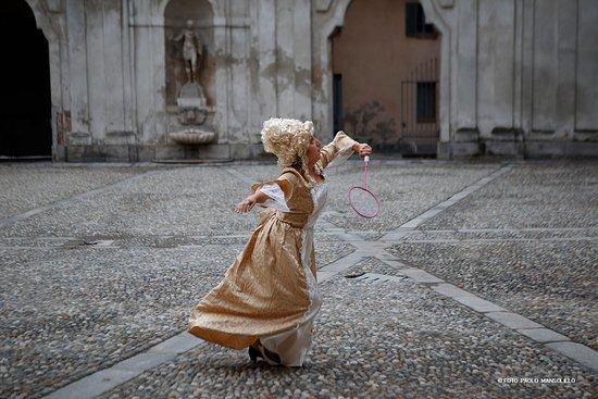 Lainate, Italie : La rivincita delle dame