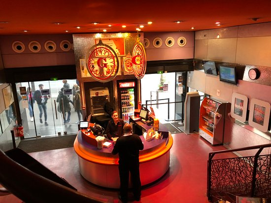 Cinema Gaumont Opera (côté Français)