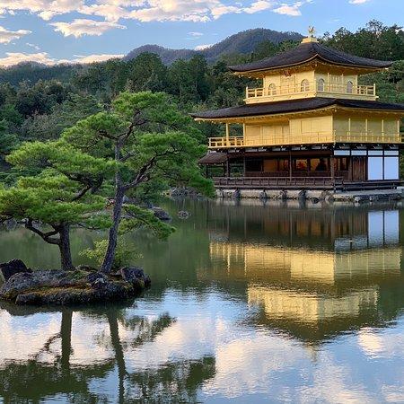 Pavilhão de Ouro (Kinkaku-ji)