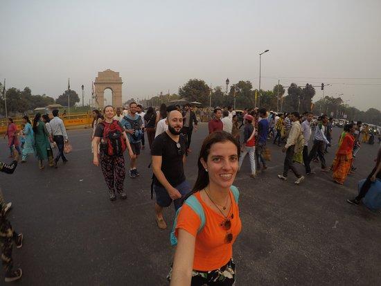 India gate - deli
