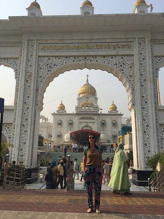 Golden temple - deli