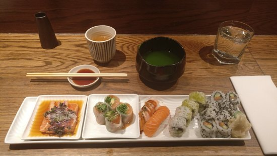 Foto de Sticks'N'Sushi Covent Garden