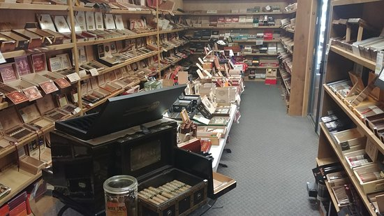 North Augusta, SC: 340 sq.ft. humidor packed with fine cigars. 3600 sq.ft. lounge with big screns and 2 pool tables. Music, beer, and wine. Always open late on Monday, Wednesday, and Friday. Never close before 8pm on Tues, Thurs, and Sat and often open later.