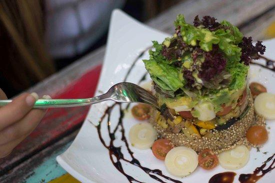 Just a quinoa Salad