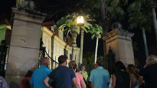 Galveston Island Ghost Tours