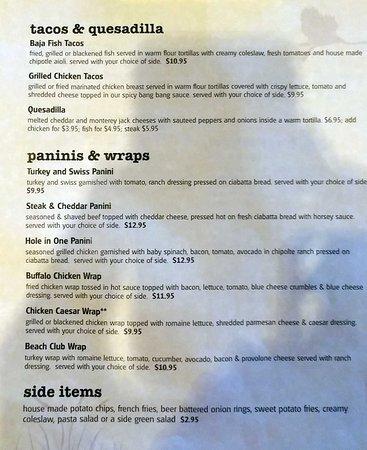 menu as of Oct 2018 page 2