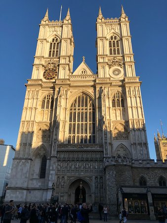 Westminster Abbey - Late Afternoon