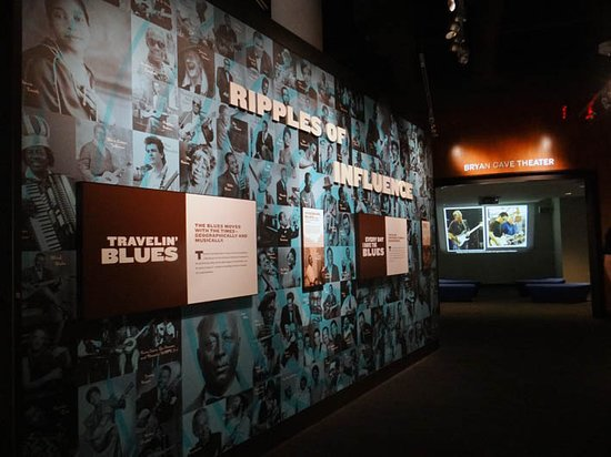 ‪National Blues Museum‬
