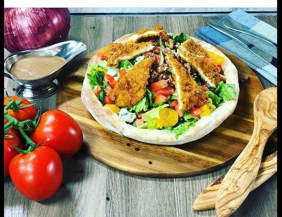 Pecan salad