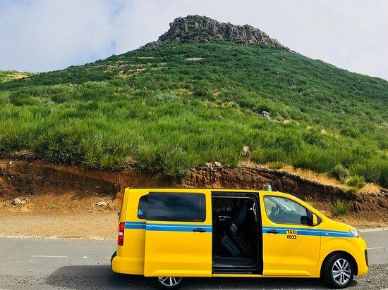 Madeira Taxi Transfers