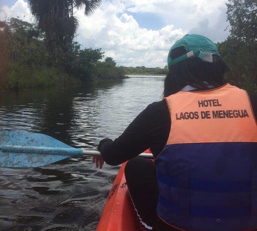 Reserva Natural Lagos de Menegua Foto