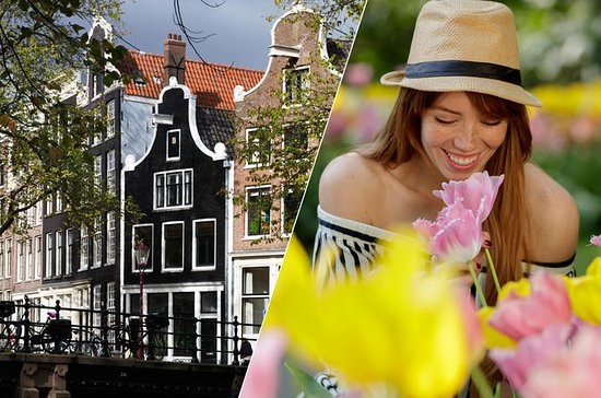 Amsterdã supereconômica: passeio de...
