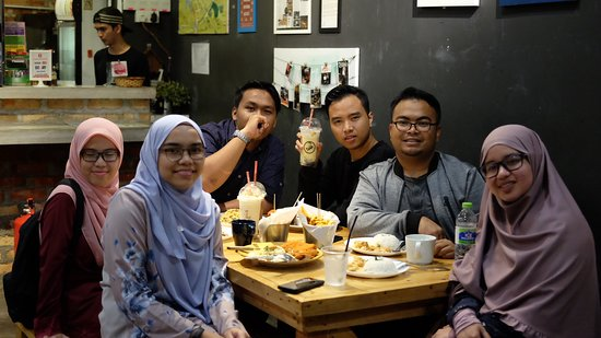 Office mate outing