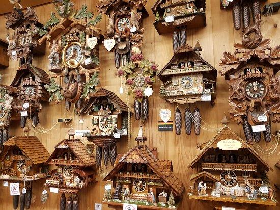 Cuckoo Clock Nest