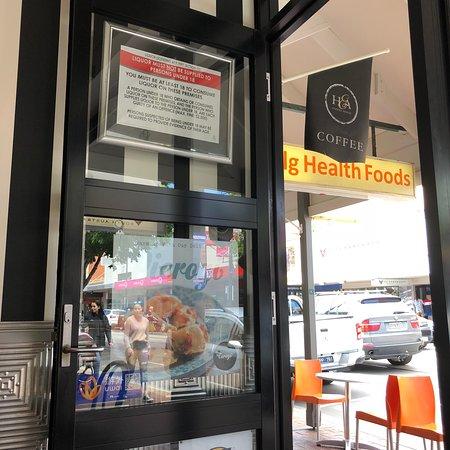 Ha Coffee House Glenelg Restaurant Reviews Phone Number