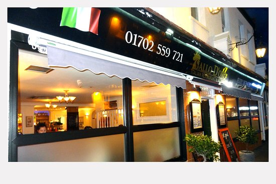 Hadleigh, UK: Restaurant Photos